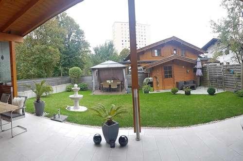 Großzügige Haushälfte mit Garten, Kufstein zentrumsnah