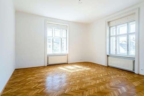 Weitläufige 4 Zimmer-Wohnung nahe dem Klagenfurter Dom