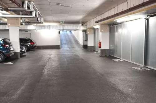 Keine Parkplatzsuche mehr
