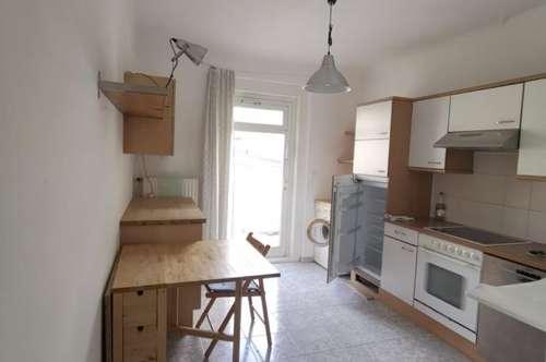 Helle 2 Zimmer Wohnung mit Loggia nähe Meidlinger Hauptstrasse!