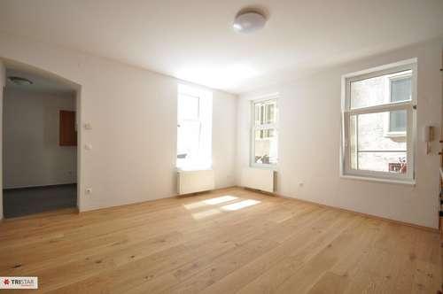 Ideal aufgeteilte 2-Zimmer Altbauwohnung!!