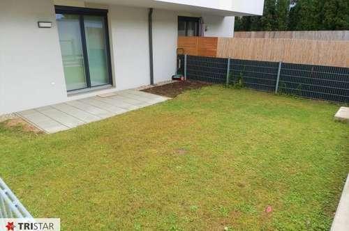 Moderner Gartentraum inklusive Garage