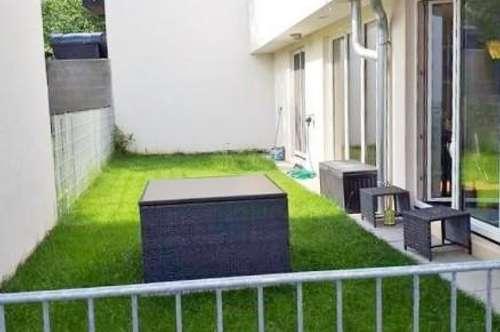 Neuwertige Gartenwohnung in ruhiger Hoflage