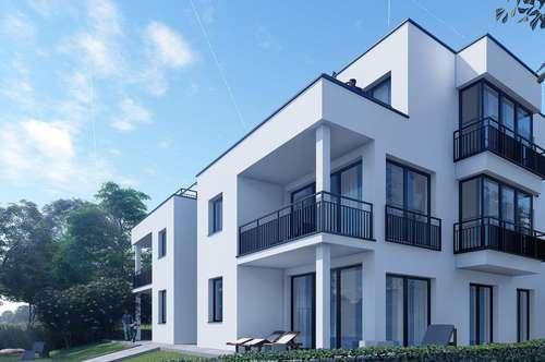 Exklusive Eigentumswohnung mit Gartenanteil und direktem Seezugang