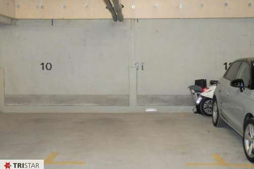 Garagenplatz in Zentrumsnähe