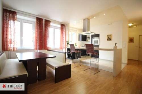Ideal aufgeteilte 4-Zimmer Neubauwohnung direkt am Passauer Platz!!!