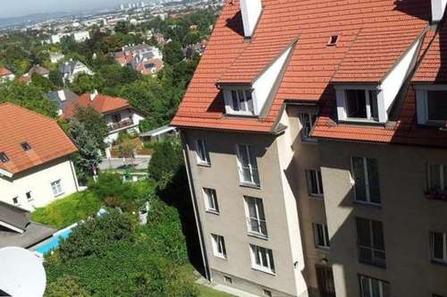 Gepflegte Single-Dachgeschoßwohnung im Grünen