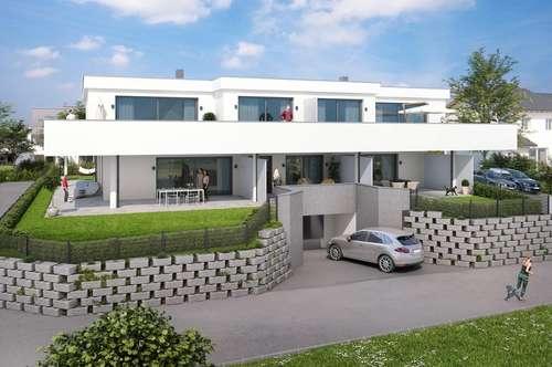 Exklusive Penthouse Wohnung mit großer Terrasse und Blick auf den Mittagskogel
