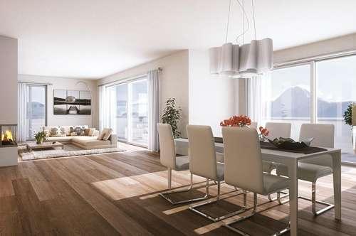 Exklusive Penthouse Wohnung mit großer Terrasse Süd/Westausrichtung