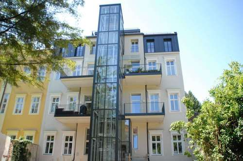 STEYR - TOPIMMOBILIE - 115 m² Penthouse-Wohnung