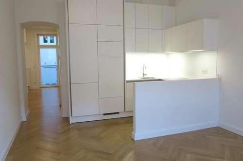 Entzückende 2-Zimmer Wohnung mit Balkon Nähe Währinger Park