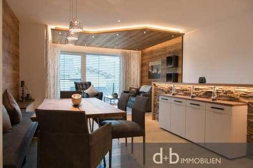 Maisonette-Wohnung - neu, stilvoll und hochwertig eingerichtet!