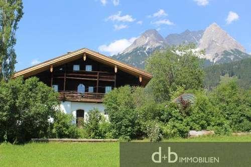 Bauernhaus in Saalfelden für die die das Außergewöhnliche lieben!