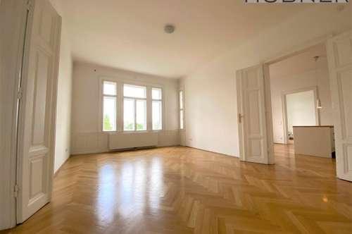 Stilvolle Altbauwohnung mit toller Aufteilung und hochwertiger Ausstattung