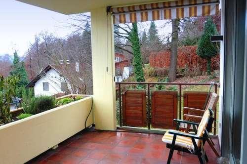 neu renovierte Terrassen / Gartenwohnung