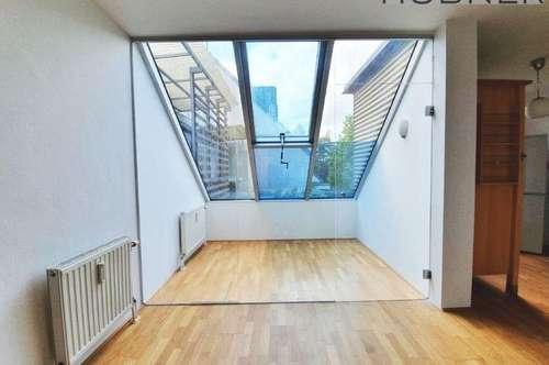 HETZENDORF: Ruhige Single-Neubauwohnung mit Wintergarten