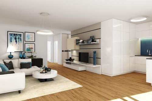 Erstbezug! Moderne 7 Zimmer Wohnung mit Loggia! Provisionsfrei!