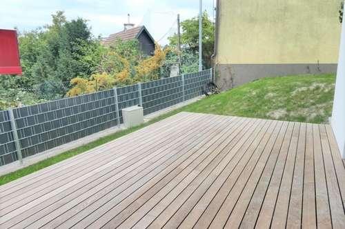 ERSTBEZUG - 4-Zimmer, Terrasse und Garten - Nähe Hütteldorf