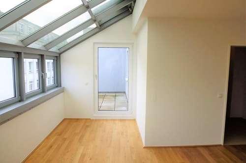 Loft-Wohnung mit Terrasse ERSTBEZUG