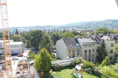 Top Aussicht! Moderne 3 Zimmer Wohnung mit Terrasse! Provisionsfrei