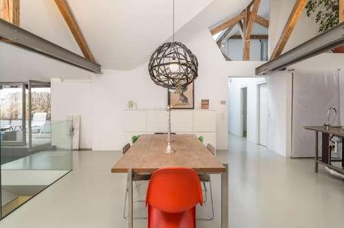Penthouse vom Architekten
