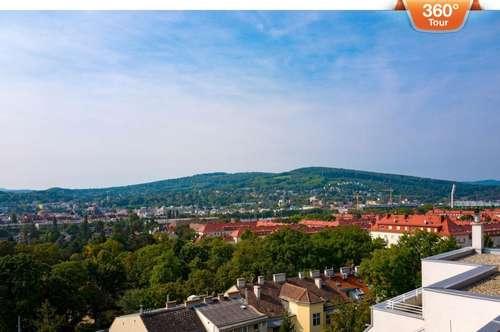 3D-Tour! Traumhafter Ausblick! Top 3 Zimmer Wohnung mit Terrasse