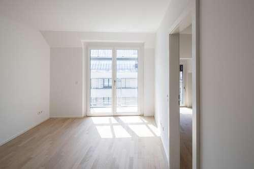 6. OG!!! Neuwertige 2-Zimmer Wohnung mit Loggia an der Kaiserstraße!!!