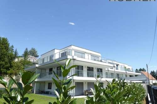 Exklusive Maisonettewohnung mit Garten und  Garagenplatz