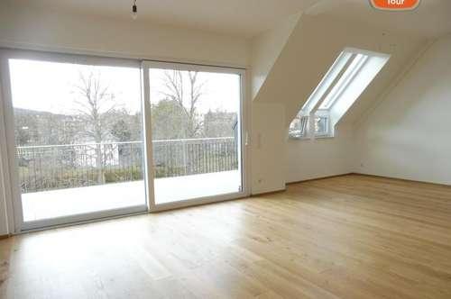 Apartes Penthouse Erstbezug in Bestlage Klagenfurt mit Traumblick