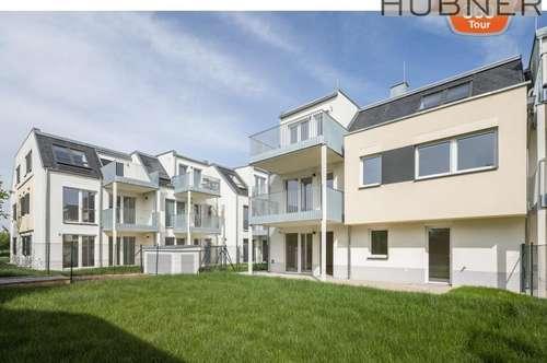 NEU 3D Tour/ PROVISIONSFREI/Hochwertige 2 Zimmerwohnung mit großem Garten PLUS Terrasse!