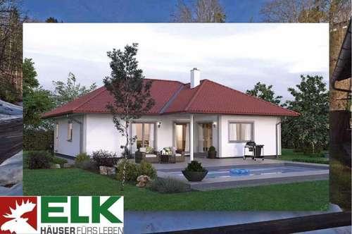 Grundstück mit ELK Bungalow 112