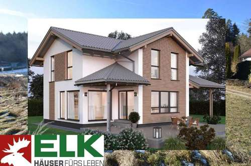Grundstück mit ELK Haus 146
