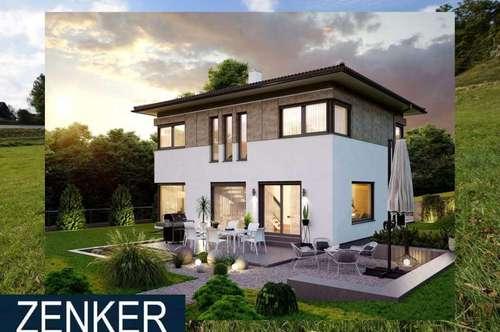 Grundstück mit ZENKER Konzept 132