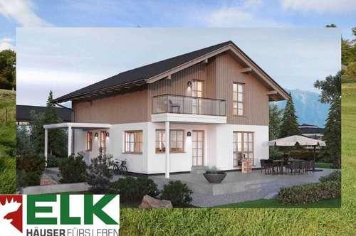 Grundstück mit ELK Comfort 155