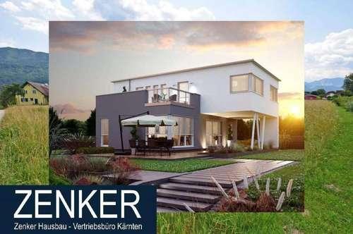 Grundstück mit ZENKER Konzept 156