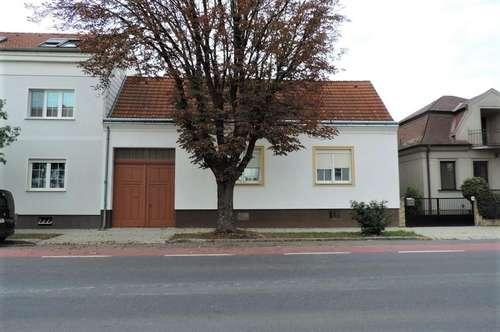 Stadthaus im Zentrum von Neusiedl am See – sofort beziehbar