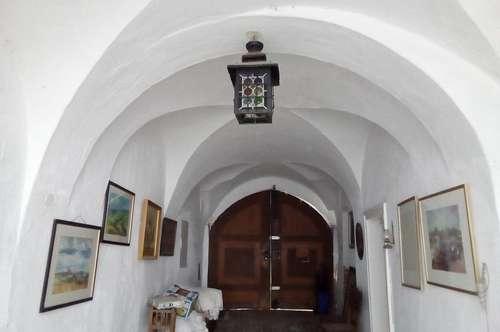 Historisches Stadthaus beim Znaimer Tor