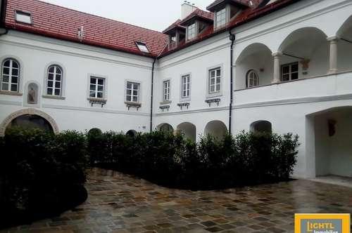 Neues 2- 3 Zimmer- Eigentum im Klosterumbau, 5 km von Mödling entfernt