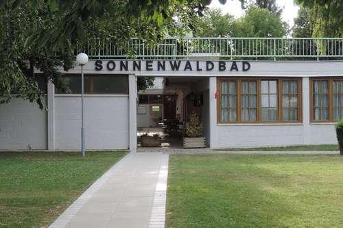 Raus aus der Stadt-Ferienhaus beim Sonnenwaldbad - Erstbezug