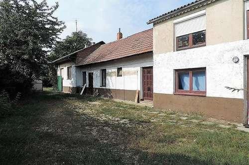 Anwesen in Nickelsdorf - Althaus mit Bauland