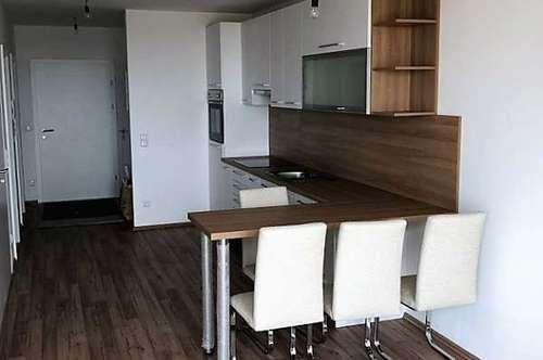 2-Zimmer Wohnung mit Vollausstattung in Ruhelage