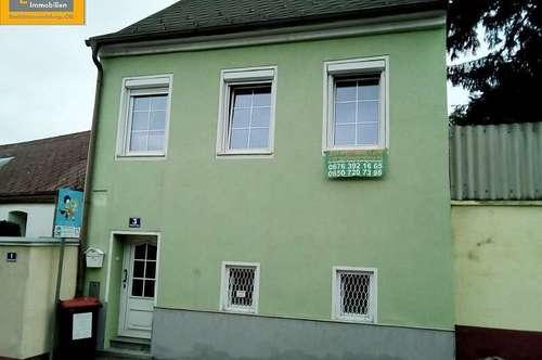 Kleines Haus in der Starhemberggasse auf 4 Jahre zu vermieten