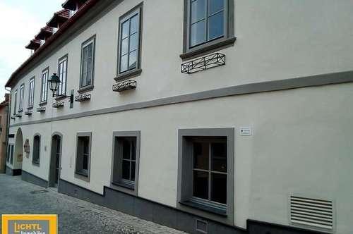 Wohnen im Alten Kloster- qualitativ hochwertiger Erstbezug Benediktinerhof