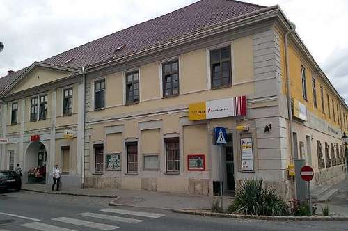 Zweizimmer- Wohnung beim Postamt, (2 Zimmer+ Wohn- Essküche)