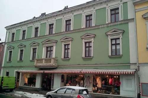 Gründerzeithaus nahe dem Hauptplatz, Nähe Ungartor