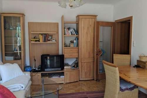 Ruhige 2-Zimmer-Wohnung mit Balkon