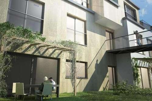 Wohnung auf 2 Ebenen mit Garten und Terrasse - Top 2/3