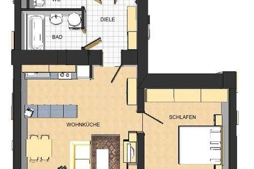 Werkstraße / Schöne 2-Zimmer Wohnung zu vermieten!