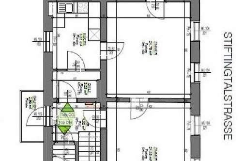 PROVISIONSFREI FÜR DEN MIETER! Schöne 2 Zimmer Wohnung in der Stiftingtalstraße!