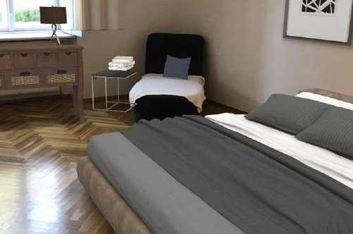 Am Glacis - gut aufgeteilte 3-Zimmerwohnung ab sofort zu vermieten!